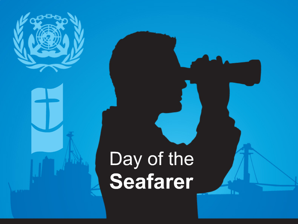 Day of the Seafarer - 25. Juni